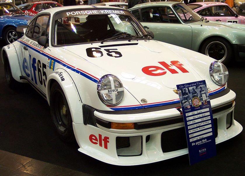 1976 Porsche 934 Turbo vr TCE