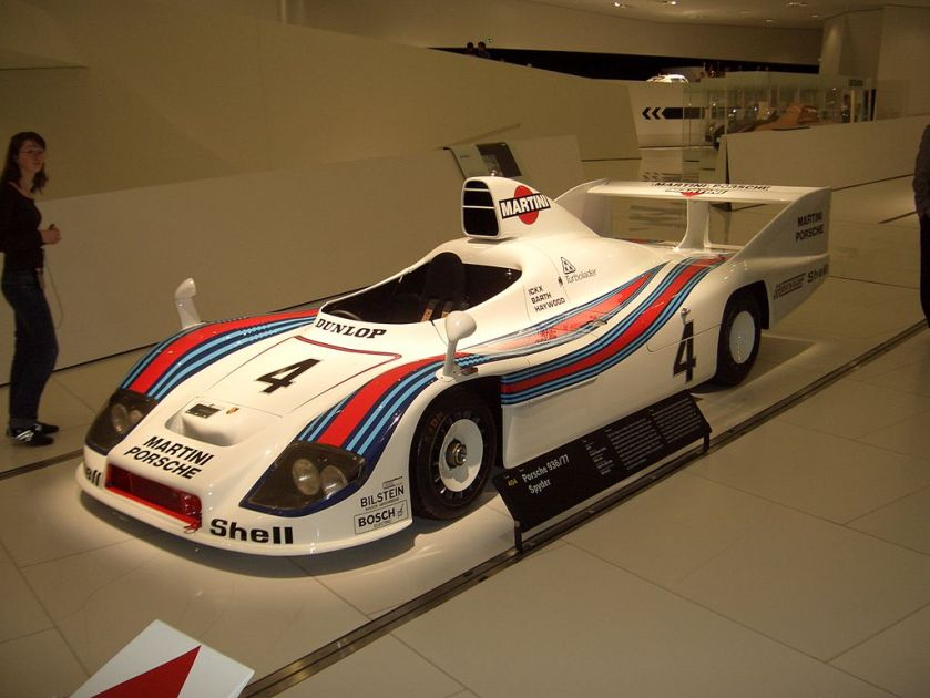 1976 Porsche 936-77 Spyder
