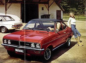 1976 Vauxhall Magnum