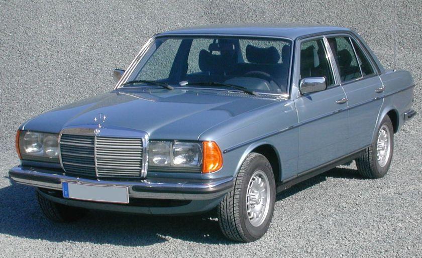 1976–1985Mercedes Benz W123 280E