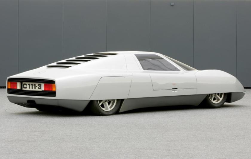 1977 Mercedes-Benz C111-III Concept