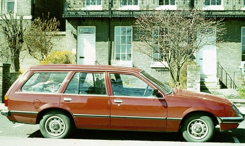 1978-86 Vauxhall Carlton Mark I Estate
