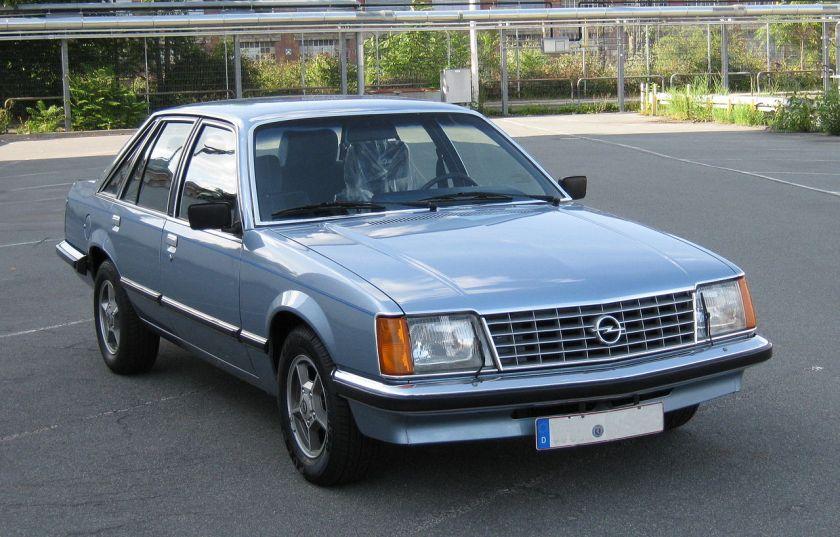 1978-86 Vauxhall Royale-Senator