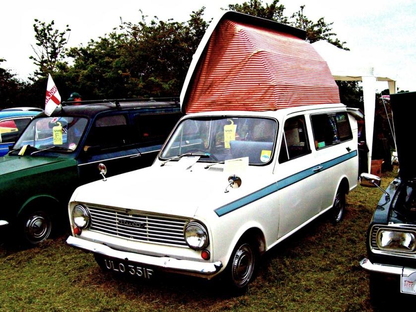 1978 Bedford (Dormobile) Roma Mk.1 Deluxe 1159cc S4