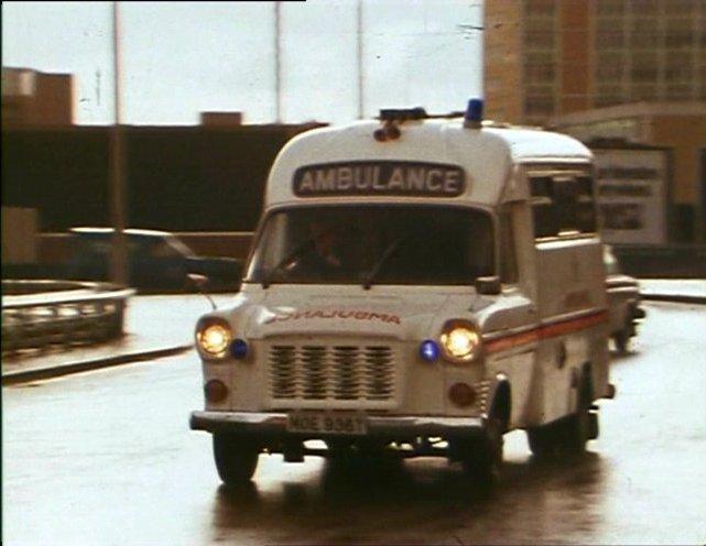 1978 Ford Transit Ambulance Hanlon MkI