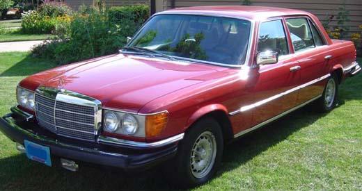 1978 Mercedes Benz 450SEL