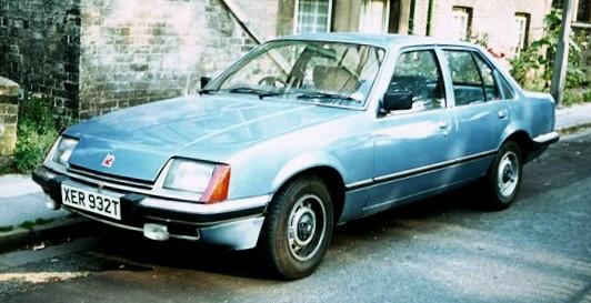 1978 Vauxhall Carlton Mark I