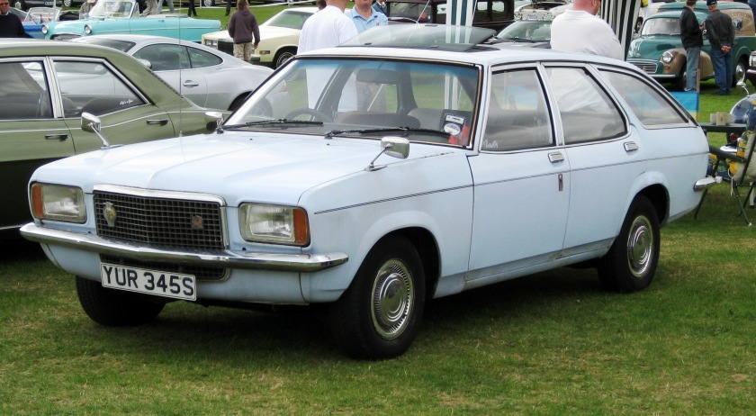 1978 Vauxhall Victor FE Estate 2279cc