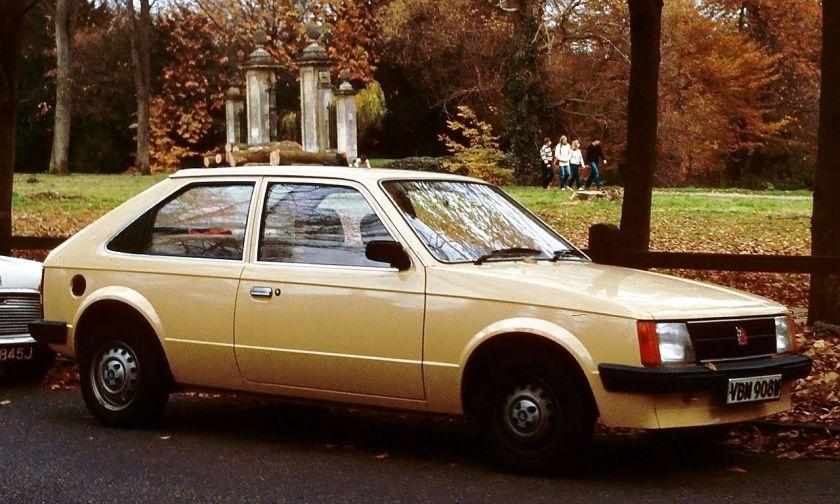 1979-84 Vauxhall Astra Mk I Clare