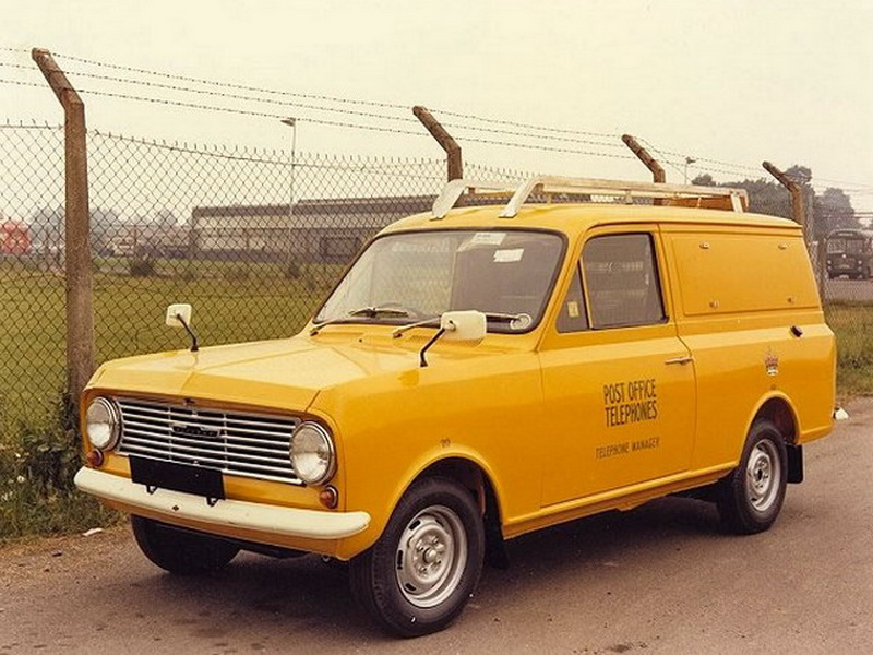 1979 BEDFORD Post auto