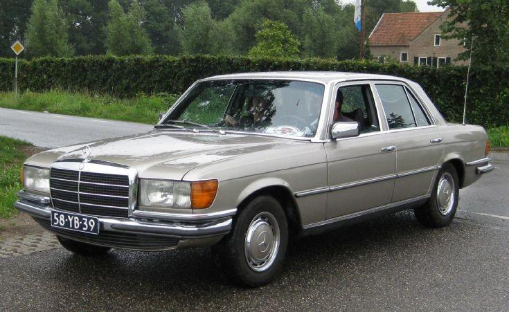 1979 Mercedes – Benz 350 SE