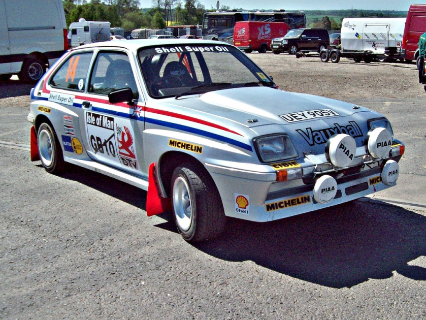 1979 Vauxhall Chevette HS Engine 2279cc S4