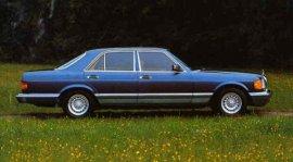 1981 Mercedes Benz 300SD Turbo Sedan
