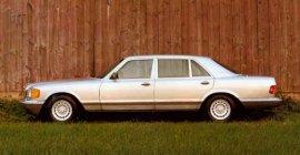 1981 Mercedes Benz 380SEL