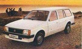 1981 Vauxhall Astra L Wagon