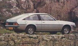 1981 Vauxhall Cavalier GL Hatchback