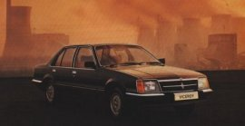 1981 Vauxhall Viceroy