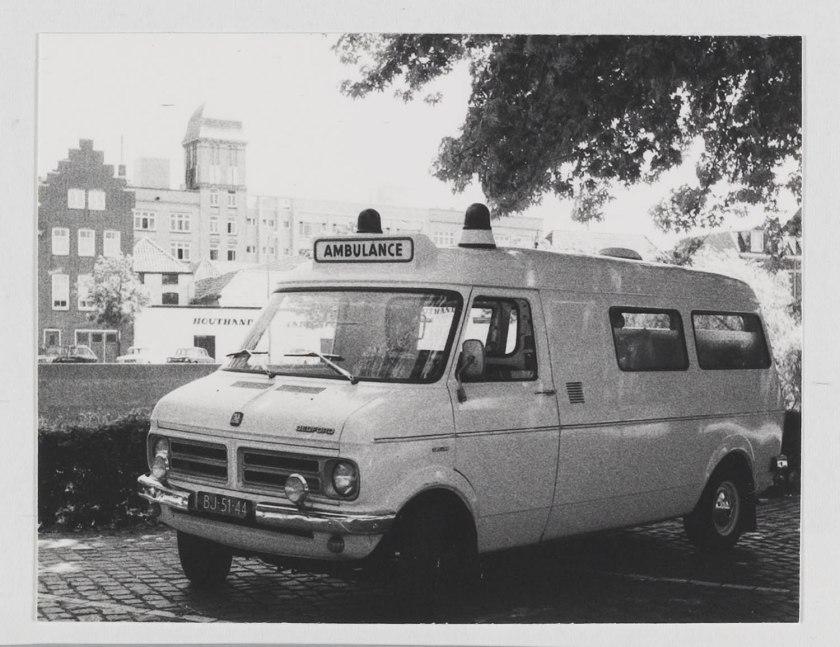 1982 Bedford BJ 51 44