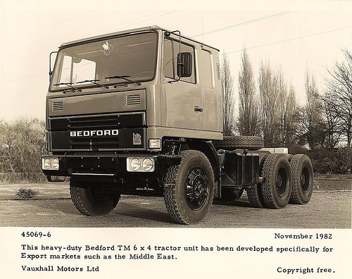1982 Bedford TM