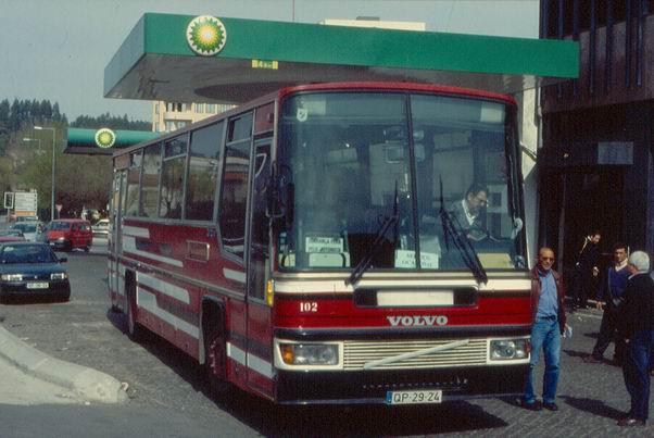 1982 Irmaos mota Volvo UTC102