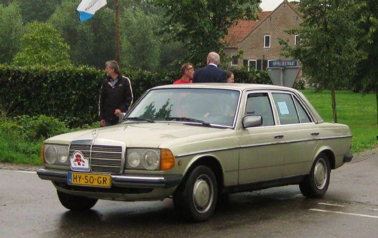 1982 Mercedes – Benz 200 D