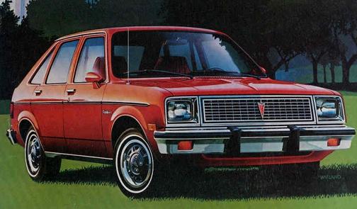 1982 Pontiac Acadian