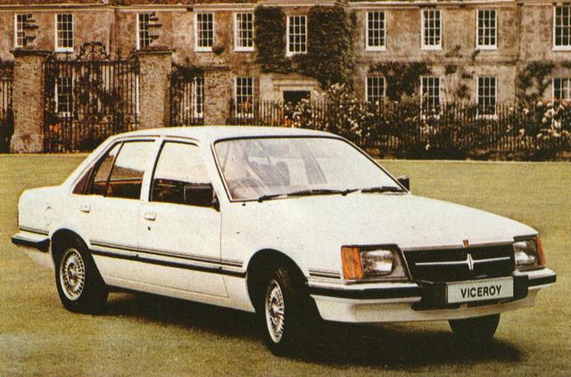 1982 Vauxhall Viceroy 2.5