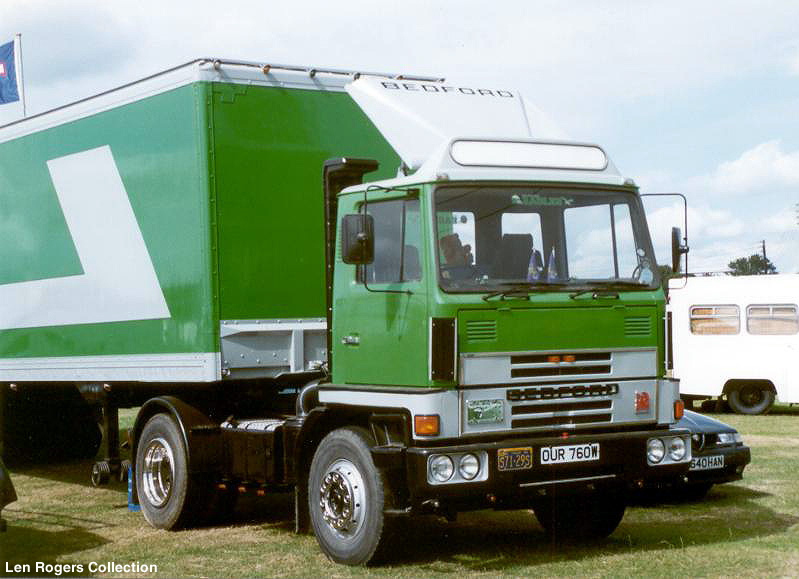 1983 Bedford TM