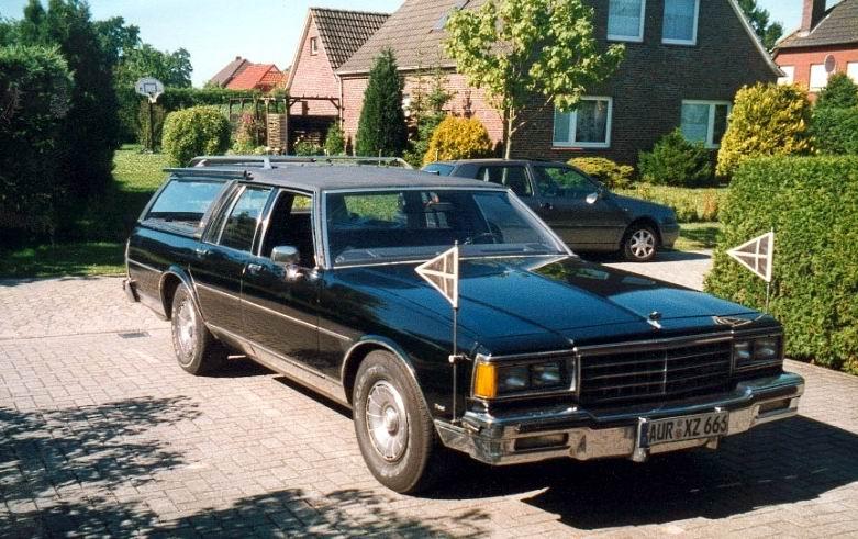 1984 Chevrolet Caprice 1
