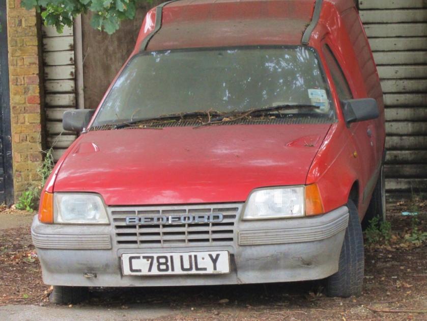 1986 Bedford Astramax 1.3 Van