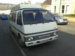 1986 Bedford Midi Camper
