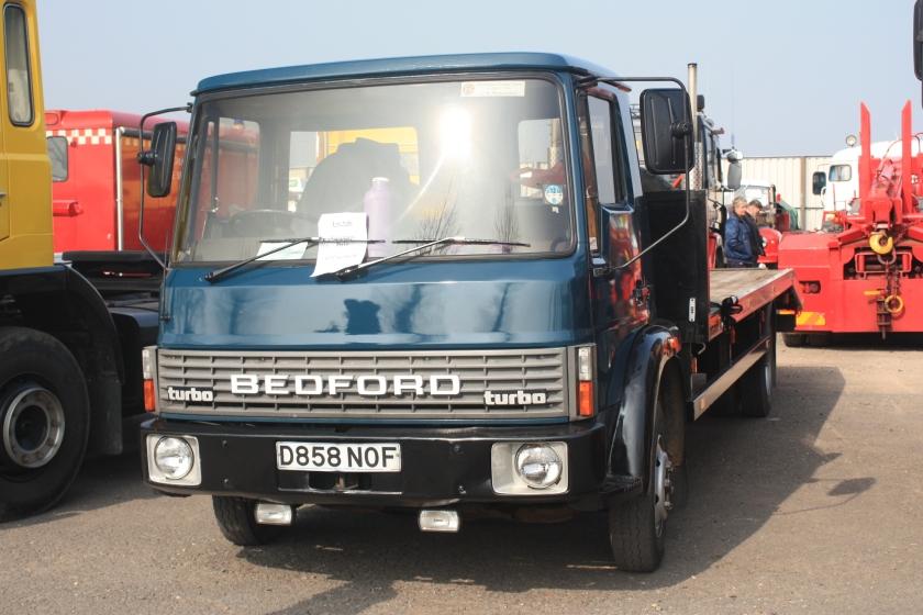 1986 Bedford TL