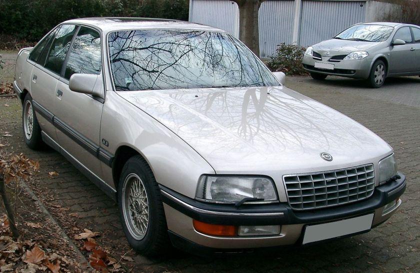 1987-93 Vauxhall Senator