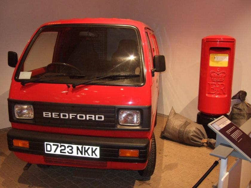 1987 Bedford Rascal
