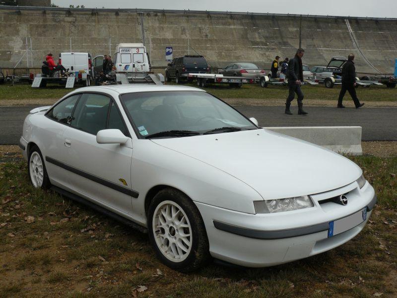1989-97 Vauxhall Calibra