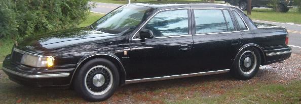 1989 Continental Signature Series