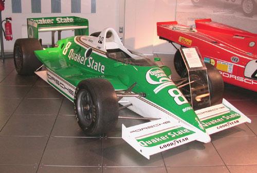 1989 Porsche cart Indy Rennwagen