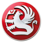 1990-2000 Vauxhall logo of the 1990s and 2000s