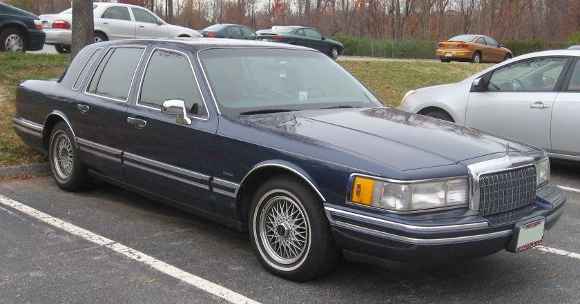 1990-94 Lincoln Town Car