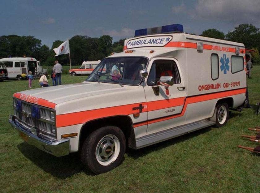 1990 Chevrolet Haarlem