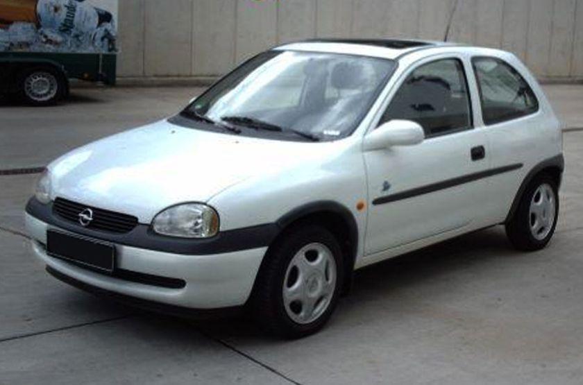 1992-2000 Vauxhall Corsa