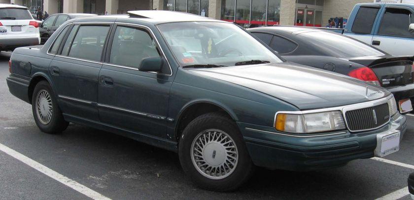 1992-94 Lincoln Continental