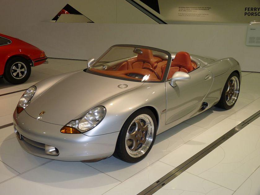 1992 Porsche Boxster concept