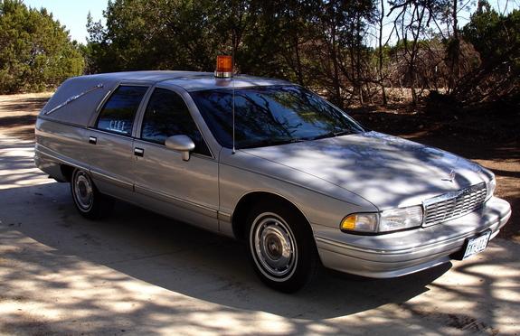 1993 Chevrolet Caprice Hearse