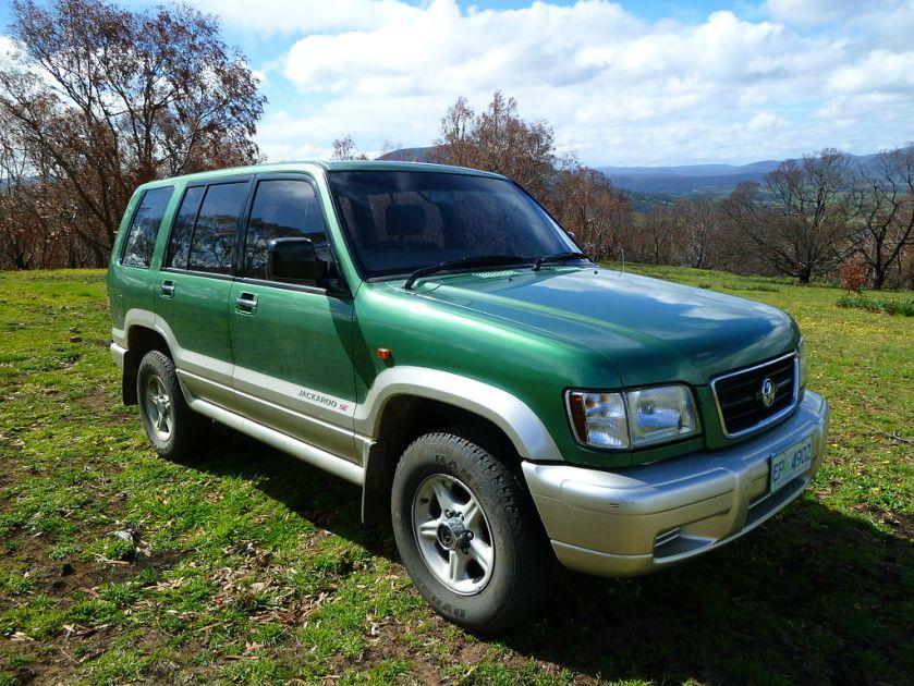 1994-98 Vauxhall Monterey