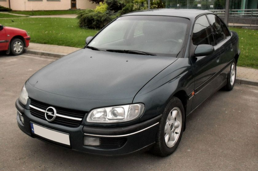 1994-99 Vauxhall Omega