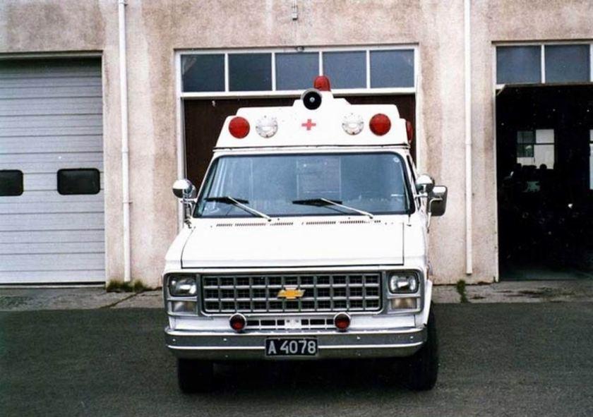 1995 Chevrolet Iceland