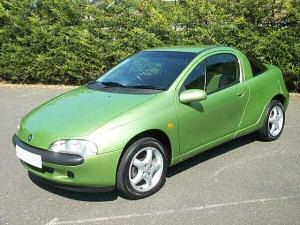 1995 Vauxhall Tigra (1995-01)