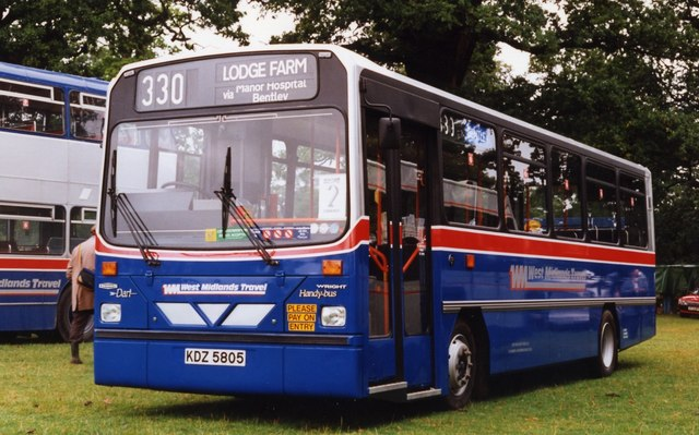 1995 Wright Handybus