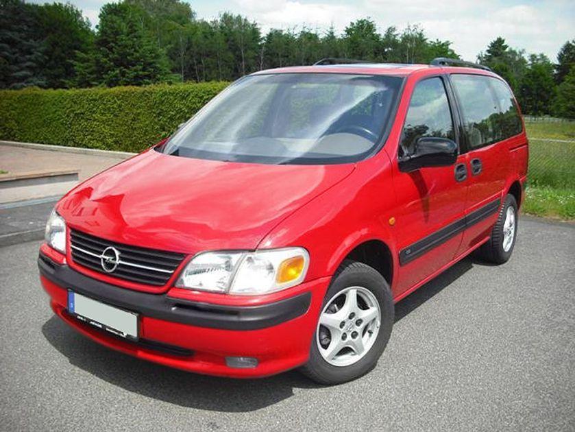 1996-99 Vauxhall Sintra